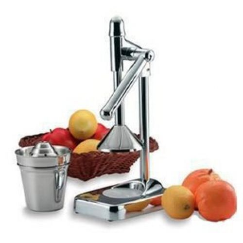 ARAMCO Manual Lever Press Citrus Juicer, Stainless Steel