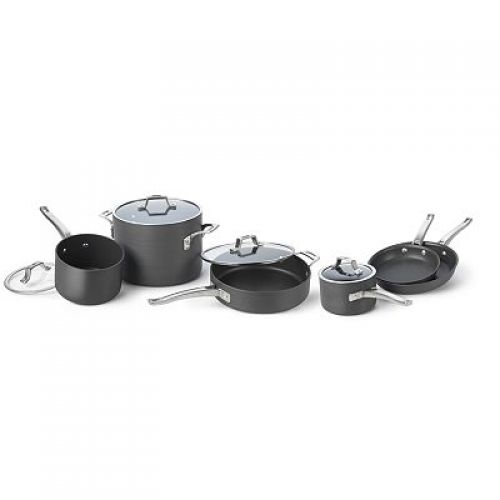 Cooking with Calphalon® Refined 10-pc. Hard-Anodized Cookware Set