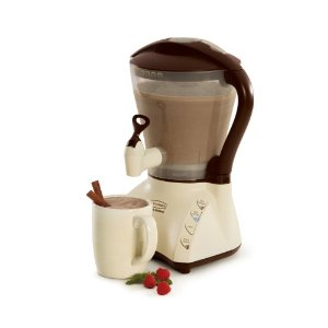 Back to Basics CL400BR Cocoa Grande 60-Ounce Hot-Cocoa Maker