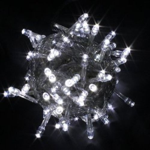 100 led 10m Christmas Wedding Warm White Color String Lights,2021WW