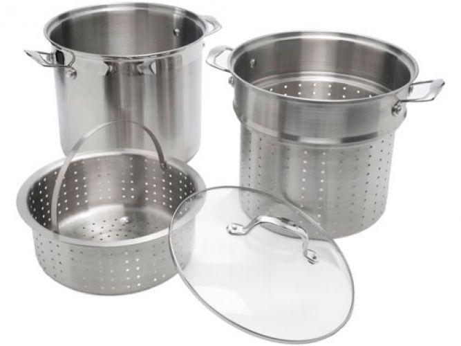 Stainless Steel Multicooker (8-qt.)