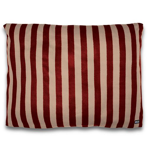 Animal Planet Striped Pet Bed