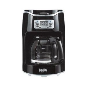 Bella Kitchen 12 Cup Programmable Coffee Maker
