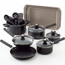 Farberware 14-pc. Cook's View Cookware Set