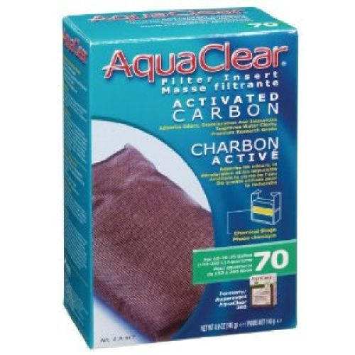 AquaClear 70 Activated Carbon, 4-1/5 Ounce