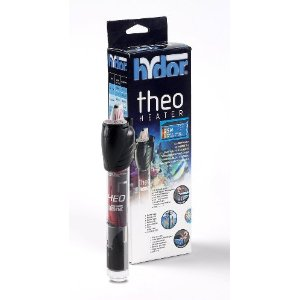 Hydor THEO Submersible Aquarium Heater 25W UL