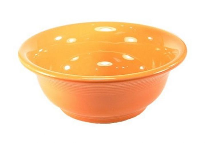 Fiesta 9-1/2-Inch 70-Ounce Multi Purpose Bowl, Tangerine
