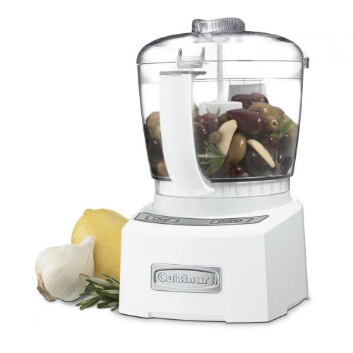 Cuisinart CH-4 Elite Collection 4-Cup Chopper/Grinder, White
