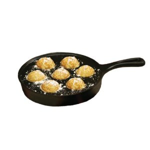 Sante Cabin Kitchen Aebleskiver Pan